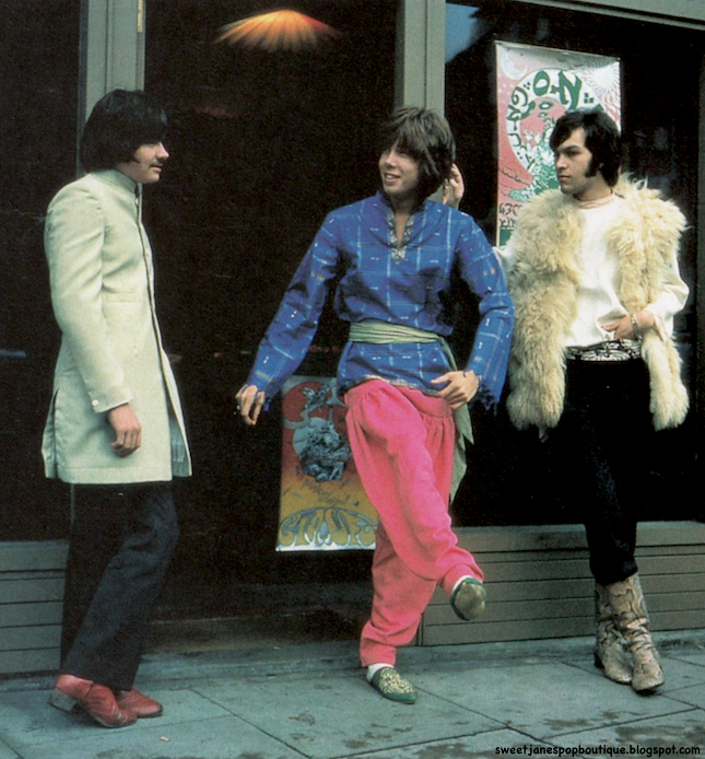 The Sweet Jane blog: Hung On You 430 Kings Road, 1967.
