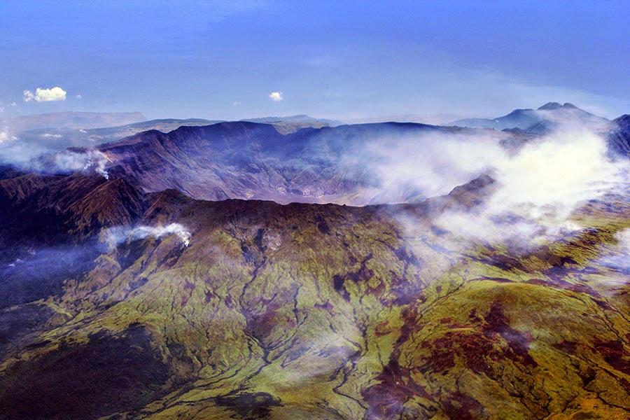 Efek Dari Letusan Gunung Tambora