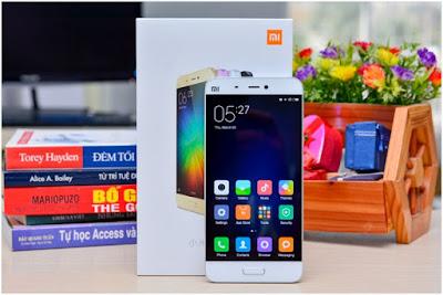 Xiaomi mi5 gia bao nhieu chinh hang