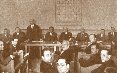 Inauguración del nuevo local del Club Ajedrez Barcelona en noviembre de 1930