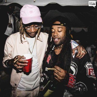Ty Dolla $ign Feat. Wiz Khalifa