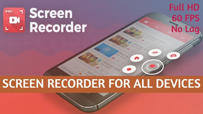 How to record android screen from any device without root