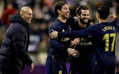 أخبار ريال مدريد: عناق الليغا..صدارة دون مهاجمين والاحتفالات ممنوعة