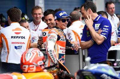 Klasemen Sementara MotoGP Usai GP Jerez, Spanyol 2016