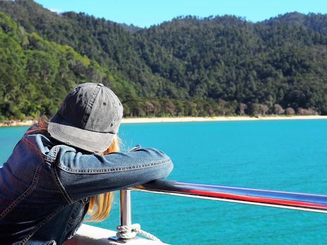Abel Tasman Nationalpark Bootstour