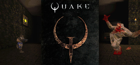 تحميل لعبة الرعب والأكشن QUAKE