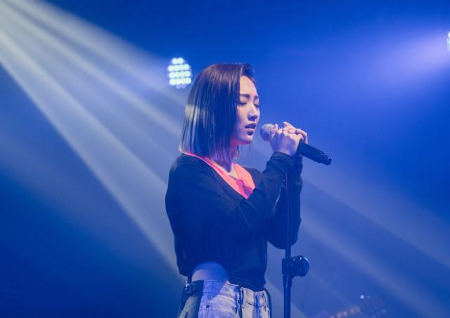 【都市女聲】a-live音樂會-閻奕格