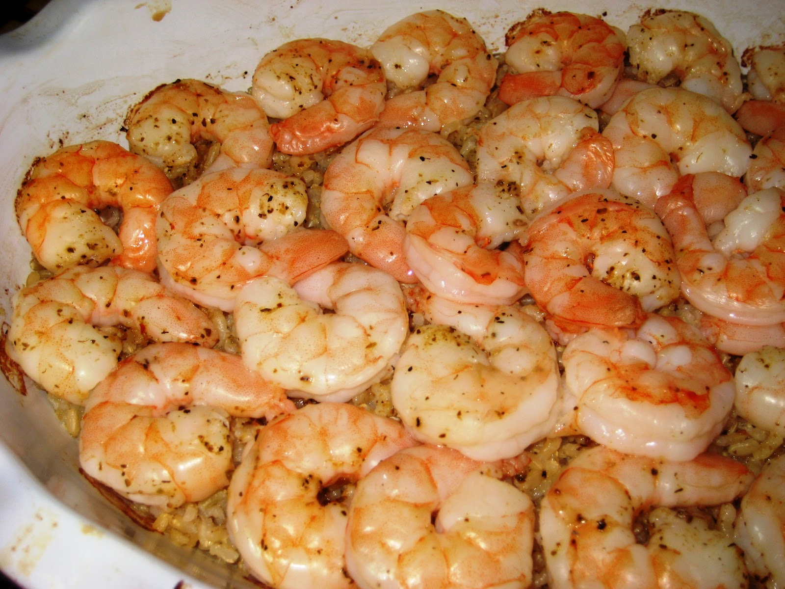 Cammy S Kitchen Baked Shrimp And Rice