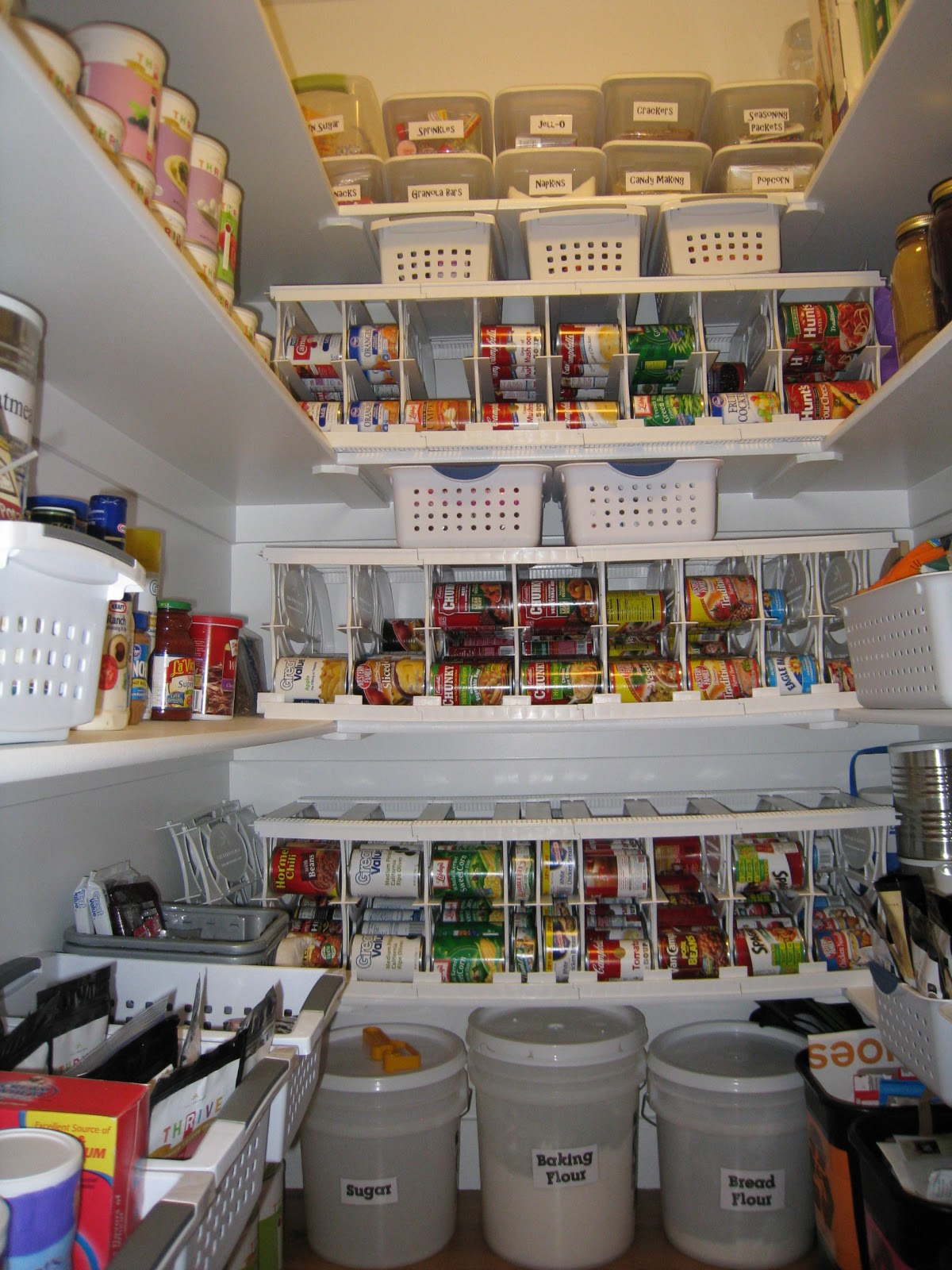 Guest Post Today… Food Storage 101!