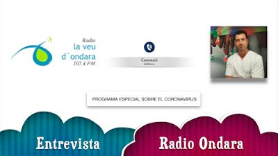 Entrevista Radio Raül Llorca