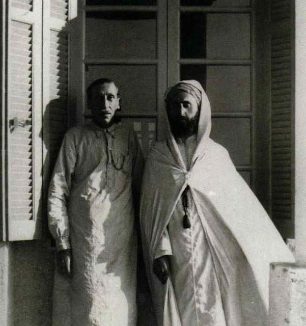 René Guenon e Fritzhof Schuon, que passaram ao islamismo místico inspiram o 'novo cristianismo que vem da Rússia'