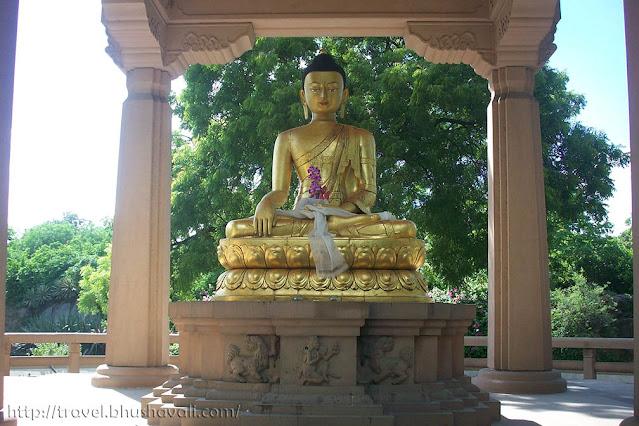 Buddha Jayanti Park - Buddha HD Wallpaper