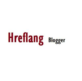 hreflang tag for blogger