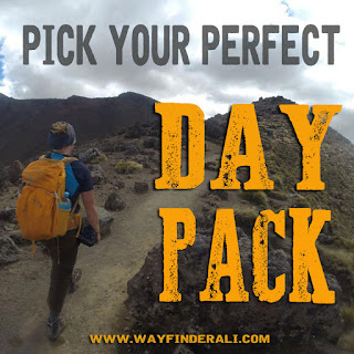 choosing daypack