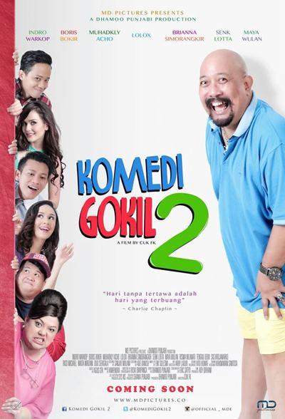 KOMEDI GOKIL 2 2016 full movie Download