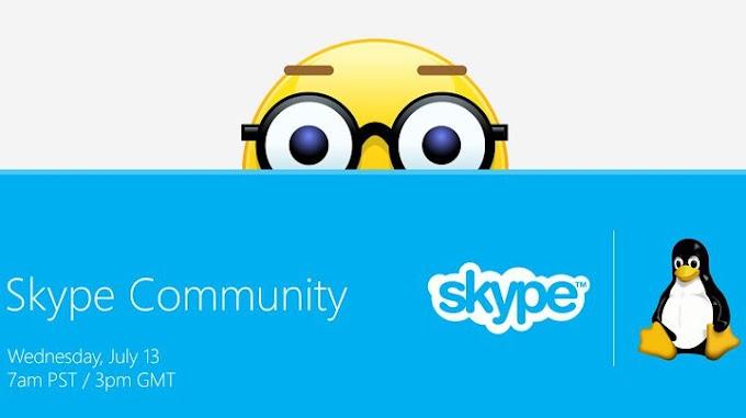 Usuarios de Chromebook y GNU/Linux ya pueden hacer llamadas de voz vía Skype sin necesidad de hacks