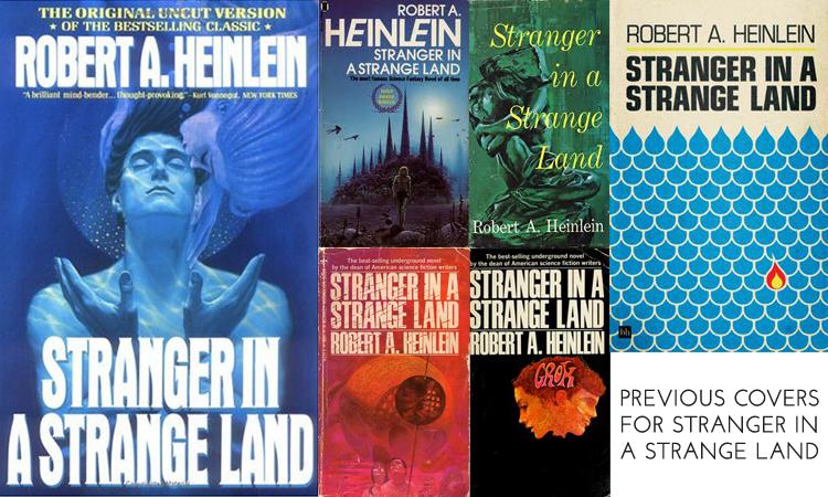 Stranger on A Strange Land, Robert Heinlein, Books, Science Fiction