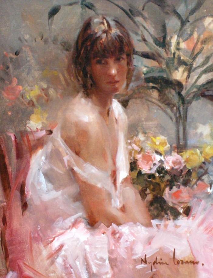 Масляная живопись. Nydia Lozano 23