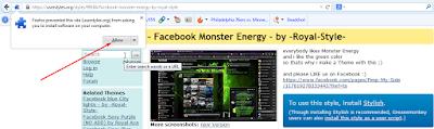Cara Mudah Mengganti Tema tampilan facebook jadi keren