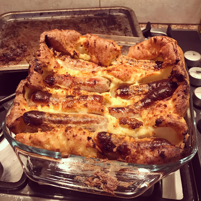 Toad in the Hole by Mrs Bishop