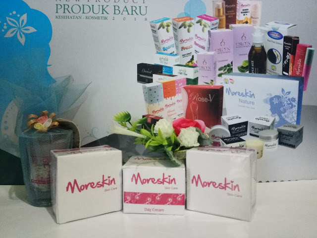 MORESKIN Day Cream