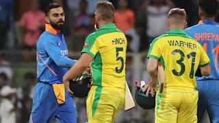 Cricket Highlightsz - India vs Australia 1st ODI