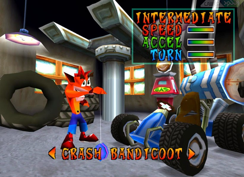 The Full Set Of Games For PC Crash [FREE DOWNLOAD]
