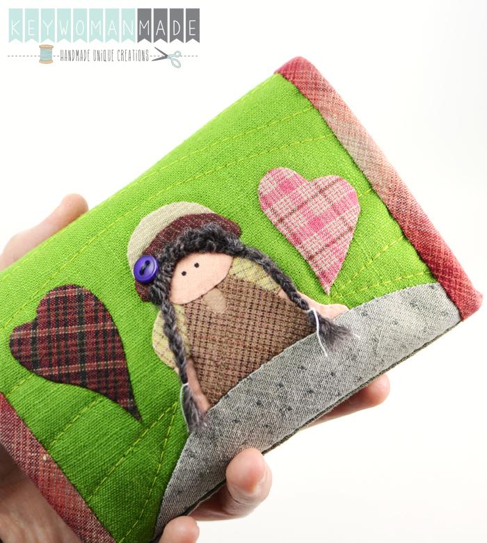 απλικέ πορτοφόλι