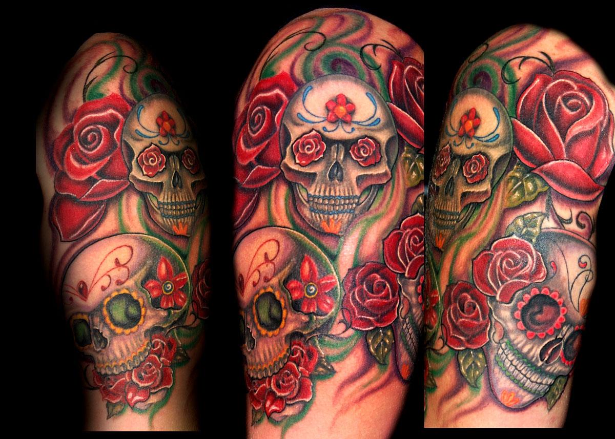 Full Sleeve Tattoo Definition