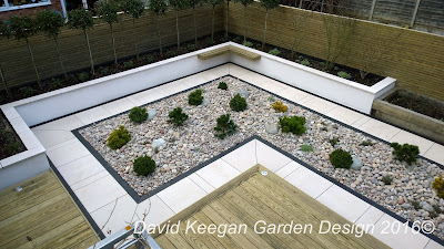 A Deck Now Leads Off The Back Of The House Creating A Valuable Addition To  The Usable Living Garden Space Near The House.
