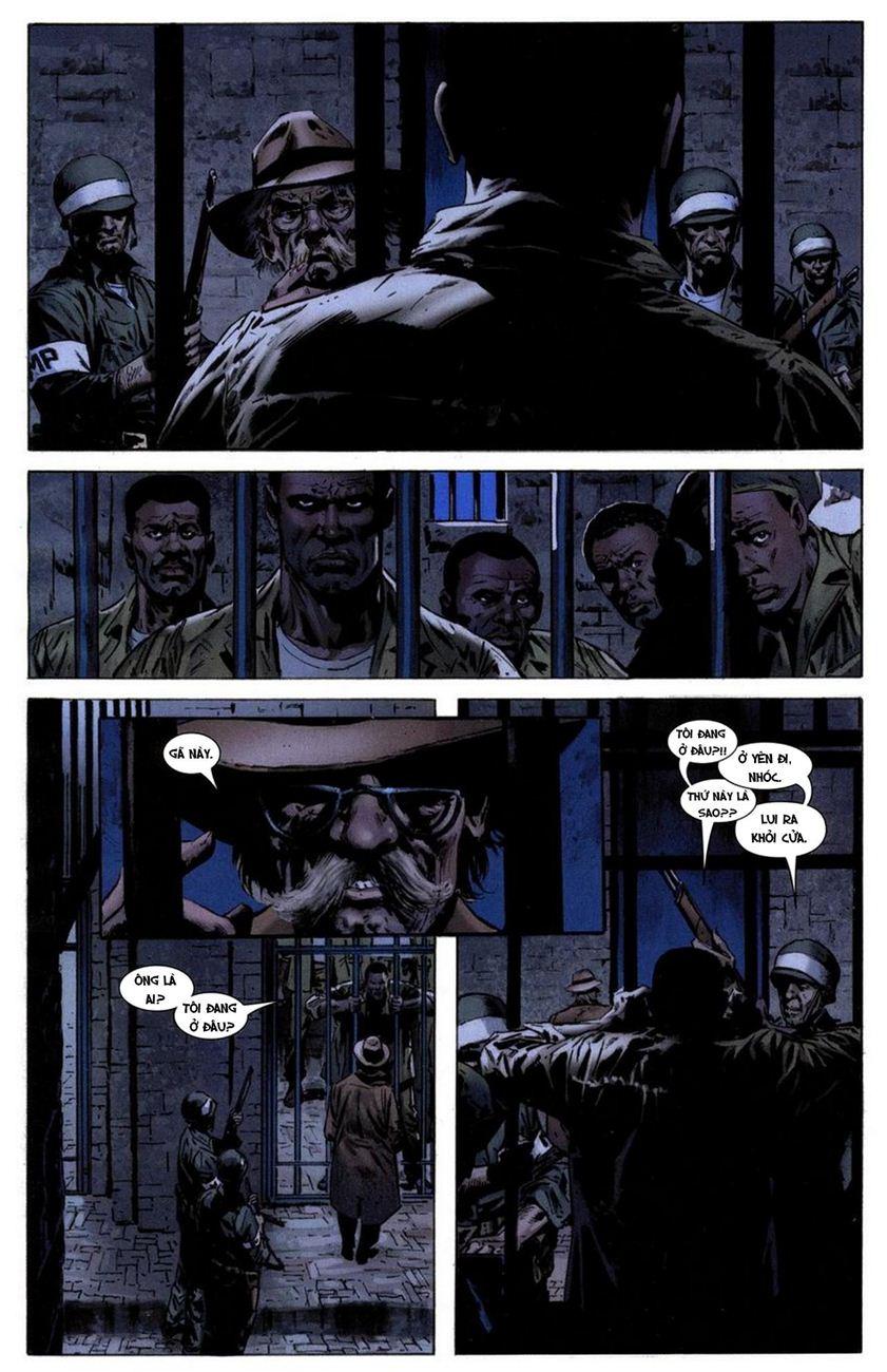 Ultimate Origin chap 1 trang 13