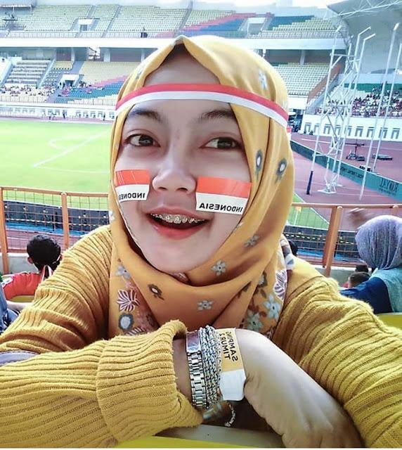 Indonesian Hijab Style