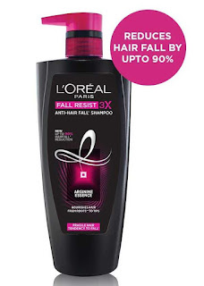 10 anti hair fall shampoo