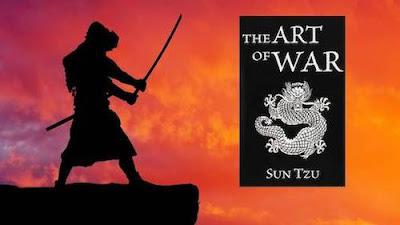 مراجعة و ملخص كتاب فن الحرب للقائد سون تزو