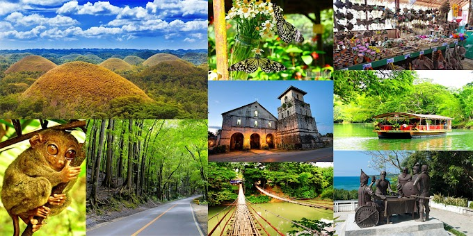 More Fun and enjoy the province of Bohol