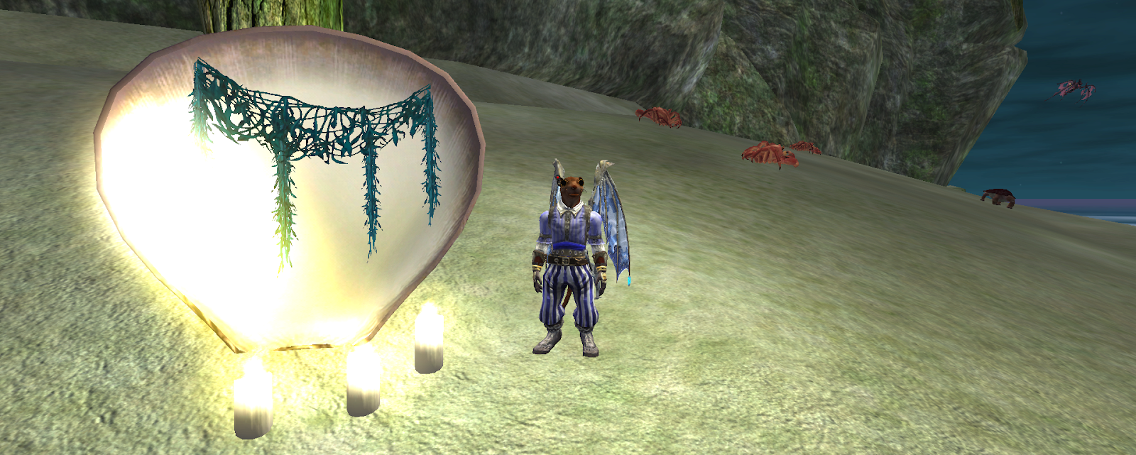 Inventory Full: Down By The Sea: EQ2