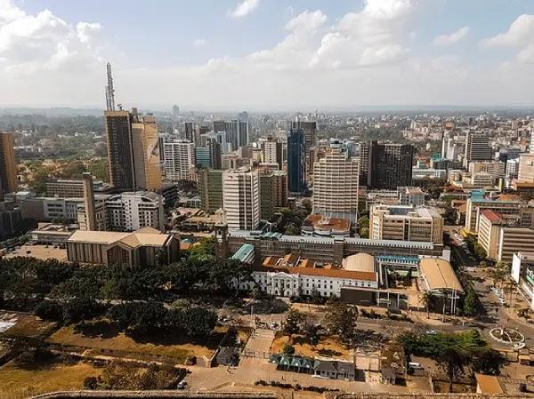 نيروبي  عاصمة كينيا التي تجذب الاستثمار