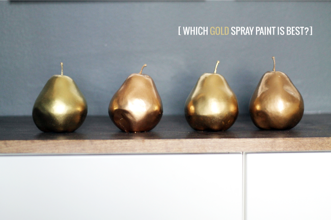 Answering Which Gold Spray Paint Is Best Chris Loves Julia