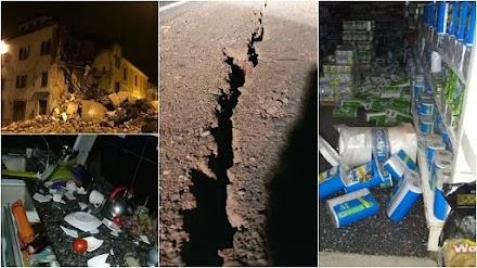 Ισχυρός σεισμός 6,6 βαθμών στην Αργεντινή