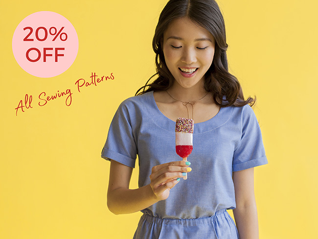 Tilly and the Buttons summer sale is here