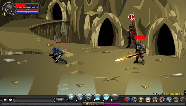 Sword of Nulgath, Carnage, Ninja Spy