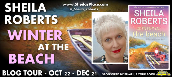 Blog Tour & Review: Winter at the Beach by Sheila Roberts