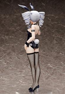 """Figuras: Imágenes y detalles de Black Sister Bunny Ver. 1/4 de """"Hyperdimension Neptunia"""" - FREEing"""