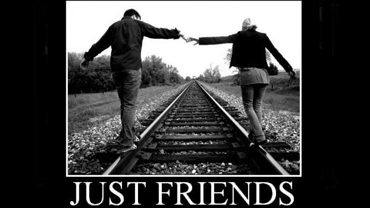 Φιλία μεταξύ γυναικών και ανδρών;..Ναι!...Ο φίλος μου!!