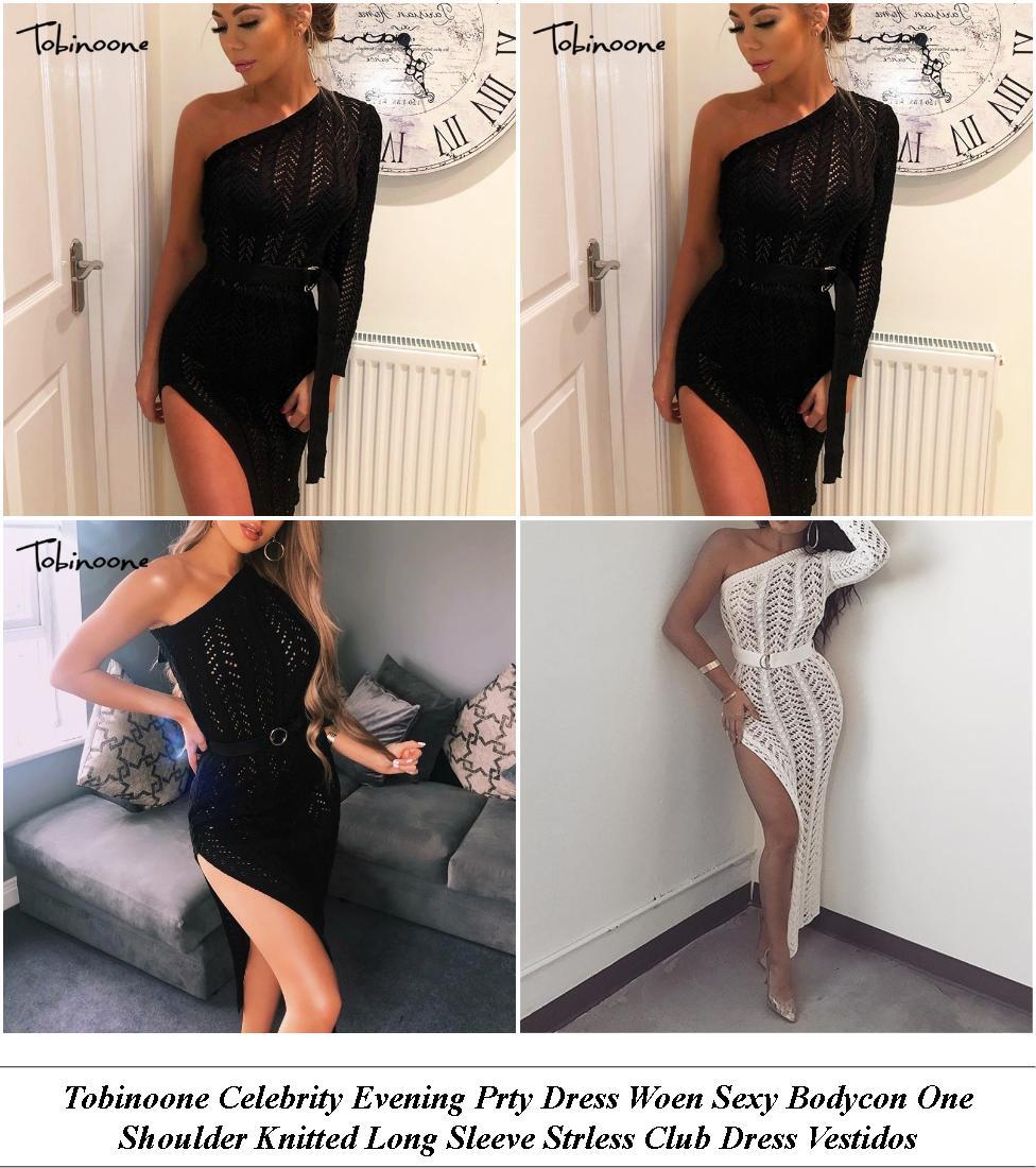 Short Prom Dresses - Sale Uk - Denim Dress - Cheap Clothes Online