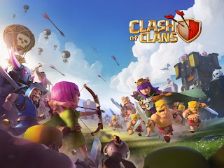 Clash of Clans (CoC) Versi 9.256.5 Update Terbaru 2017
