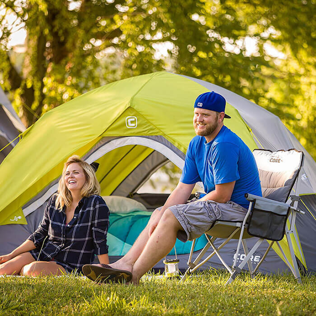 Celebrate Outside Fun And Continuous Games With These Folding Chairs
