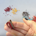 Beginner Geometric Beaded Ring Tutorial Uses a Modified RAW Stitch | Resource for Geometric Beadwork