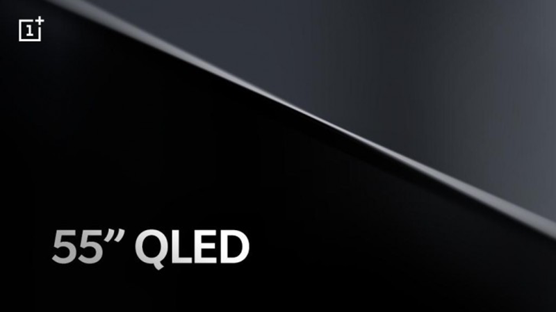OnePlus TV revealed to sport QLED display and run Android TV