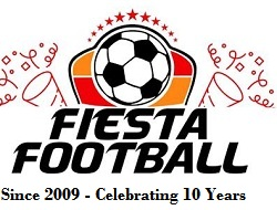 FIESTA FOOTBALL - Celebrating 10 Years of FiestaFootall